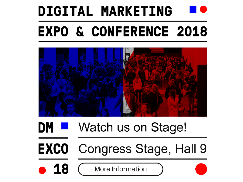 Dmexco - Marketing Fair and Conference in Cologne
