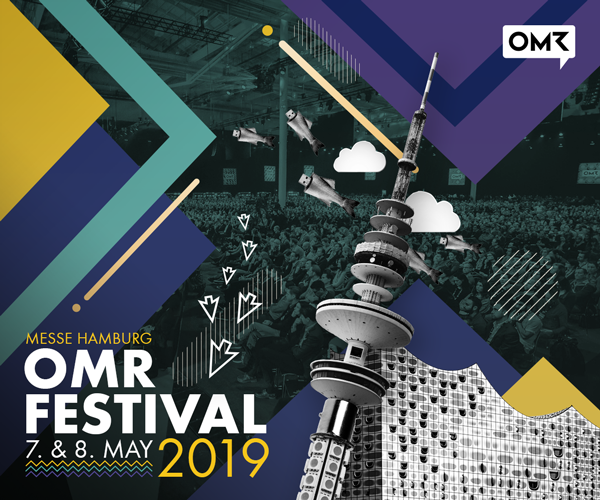Online Marketing Rockstars (OMR) 2019